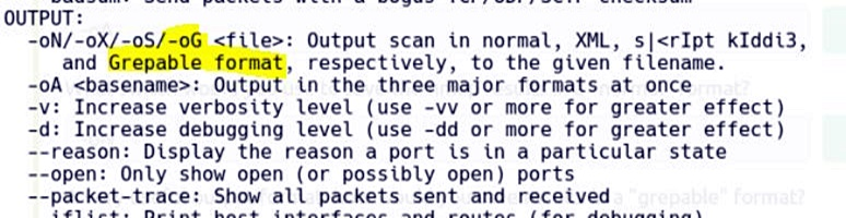Task 3 Nmap Switches 9