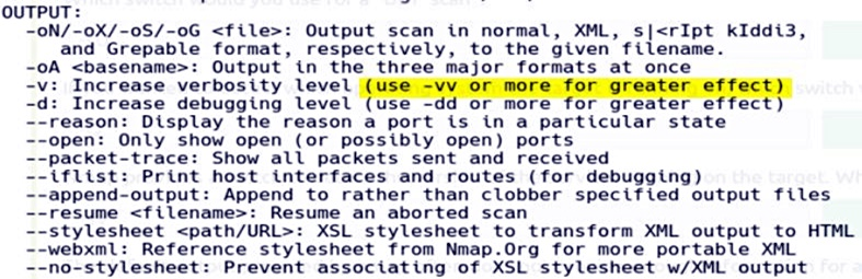 Task 3 Nmap Switches 6