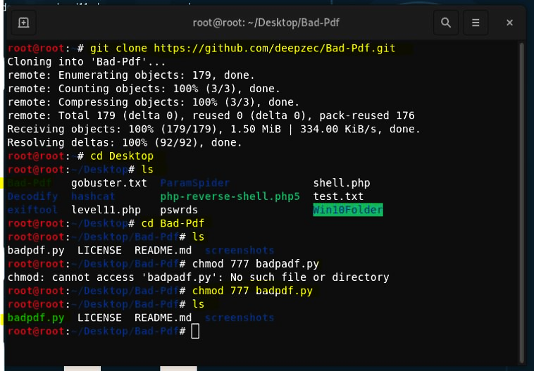 Capture NTLM Hashes